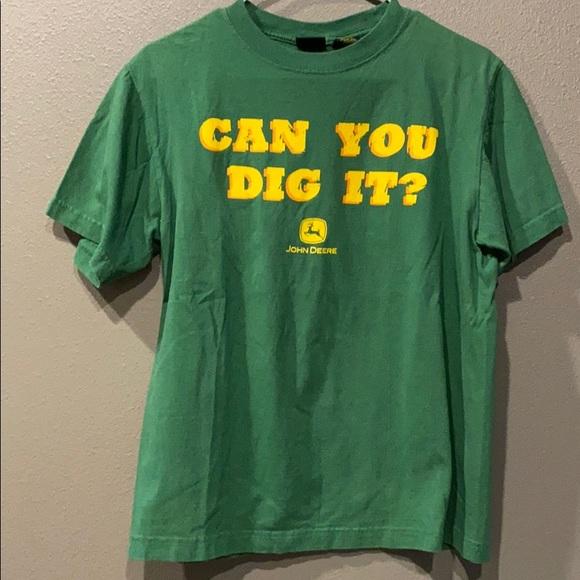 Boys John Deere Graphic T-Shirt, size L (14/16)